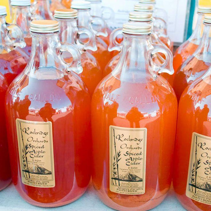 Rockridge Orchards Spiced Apple Cider | Cider | Pinterest