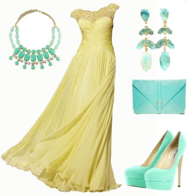 33 Wonderful Evening Polyvore Combinations