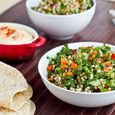 Buckwheat Tabbouleh | Gluten Free | Pinterest