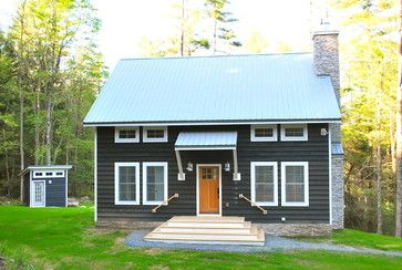 Best Dark Gray With Green Roof Dad S House Pinterest 640 x 480