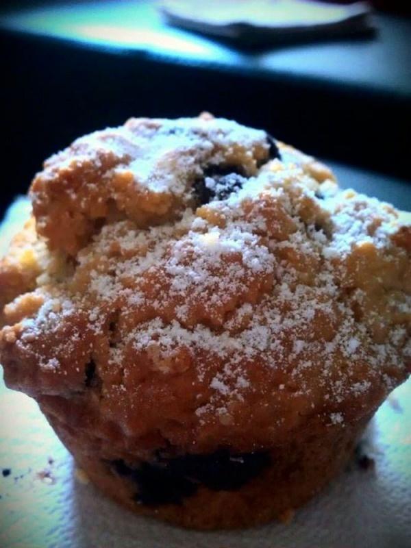 Blueberry Chocolate Chip Muffins | Breads/Muffins/Rolls | Pinterest