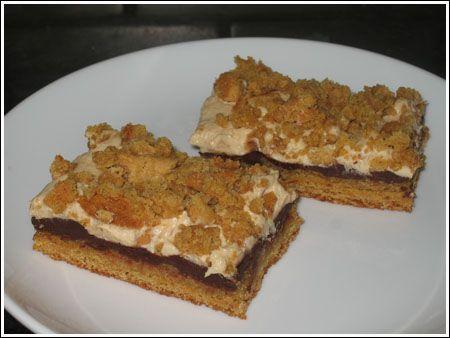 Peanut butter cream cheese bars | Desserts | Pinterest