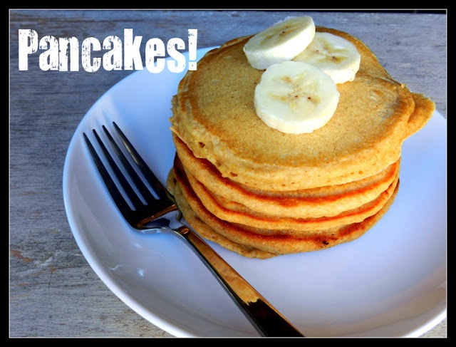 Best Ever) Whole Wheat Pancakes | Food | Pinterest