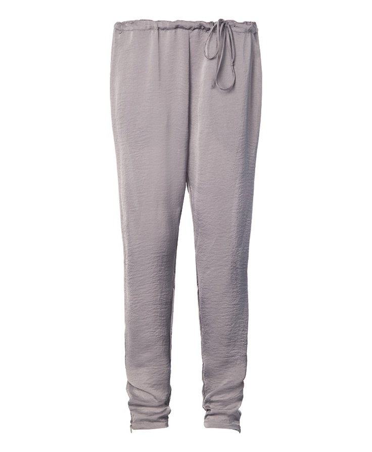 Pike Pant in Silver