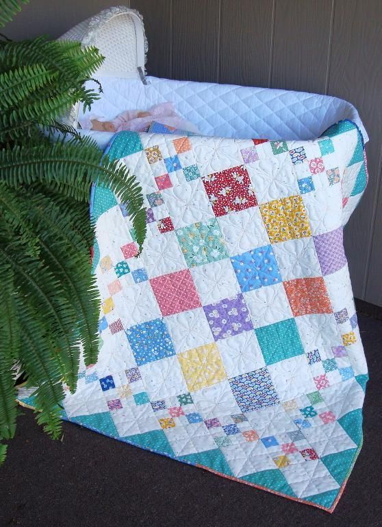 Quilt Patterns On Craftsy : Craftsy: Diamond Patch Quilt Pattern Quilts Pinterest
