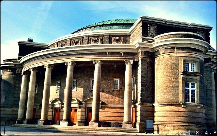 Convocation hall, University of Toronto