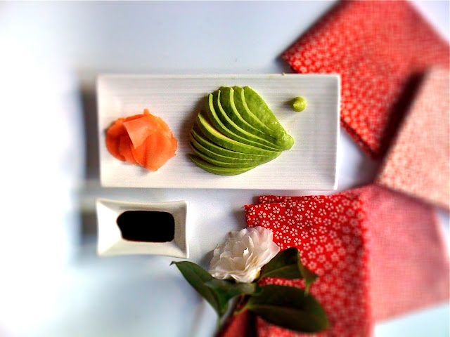 Avocado Sashimi | Avocado ♥ers | Pinterest