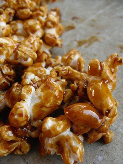 Homemade Cracker Jack | Good Eats | Pinterest