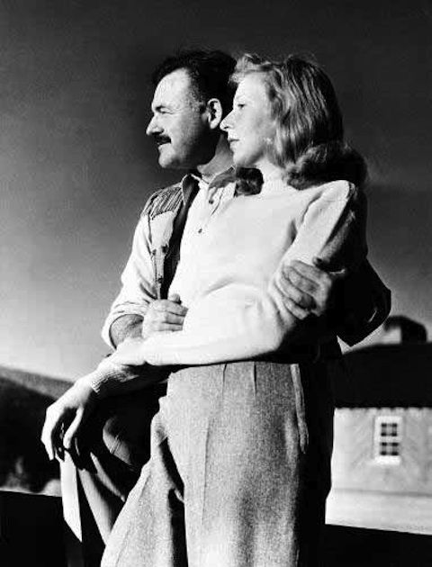 Hemingway & Gellhorn | Papa Hemingway | Pinterest