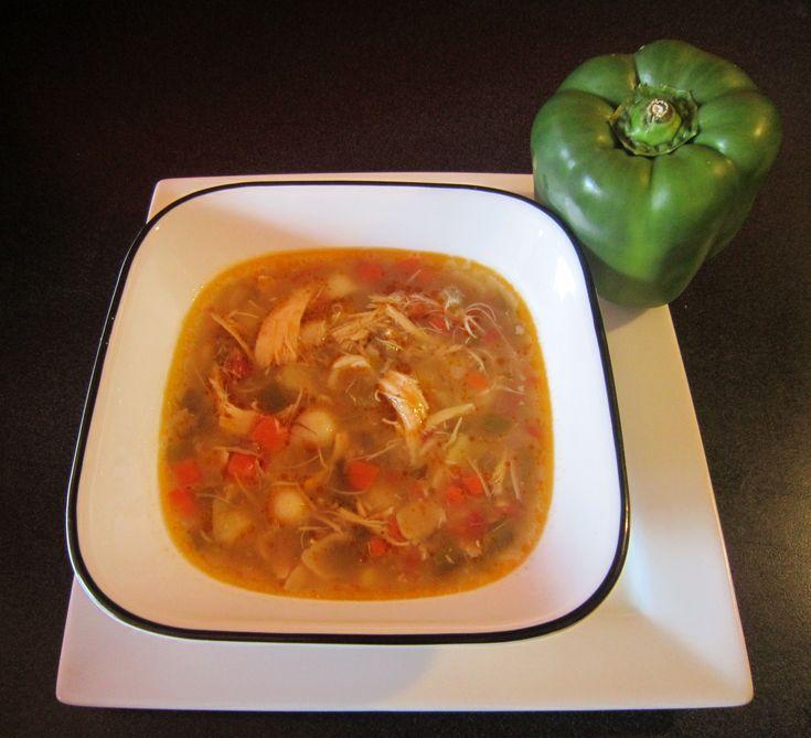 Italian Chicken Soup | ~Lunch&Dinner~ | Pinterest