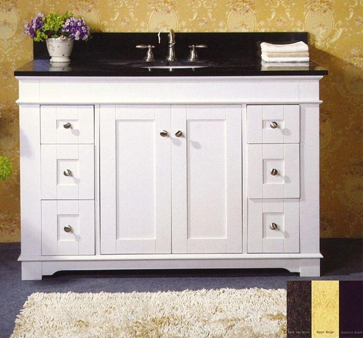 legion furniture wlf6018 48 48 inch bathroom vanity cabinet