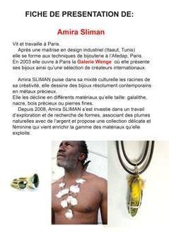 CIRCUITS BIJOUX - Totalement exquis - Amira Sliman - fiche
