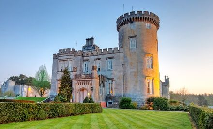 Soak in the beautiful Irish countryside on a self-guided trip with a rental car; stay in luxury accommodations in four quaint villages