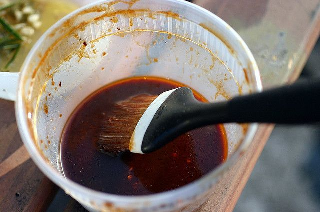hoisin bbq sauce by smitten, via Flickr - BBQ Sauce... my next project
