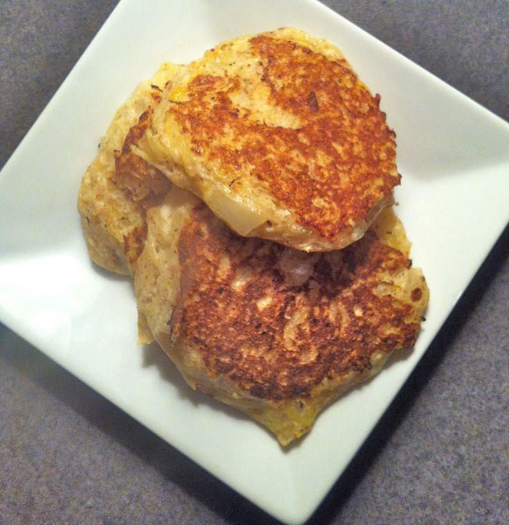 Spaghetti Squash Pancakes | Sidekick | Pinterest