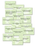 White elephant gift exchange poem game christmas gift exchange ideas
