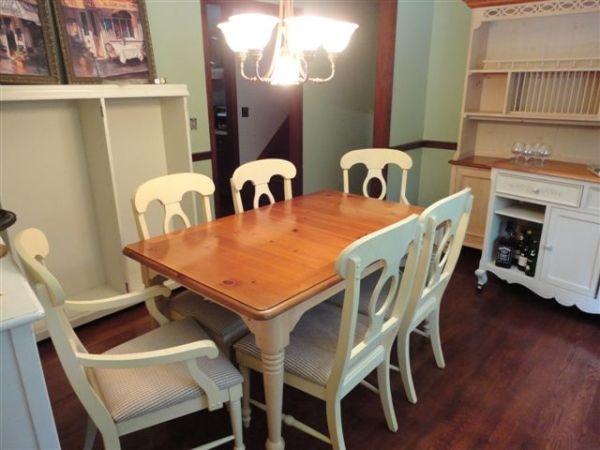 broyhill dining room set beach cottage pinterest