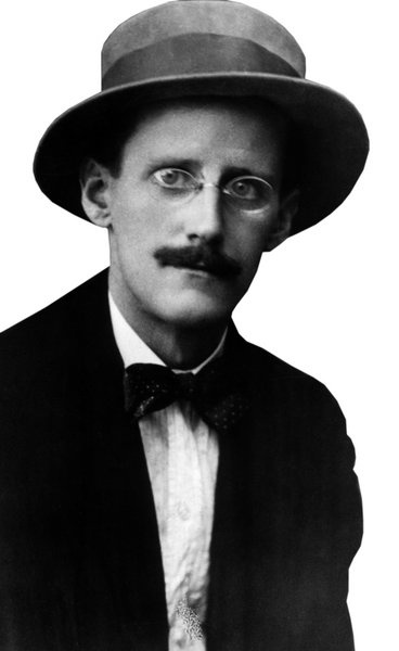 James Joyce read by Patrick Bedford directed by Hilton Edwards Finnegans Wake
