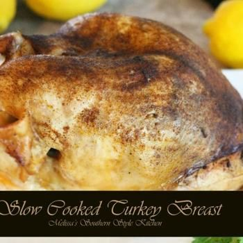Slow Cooked Turkey Breast | slow cooked turley | Pinterest