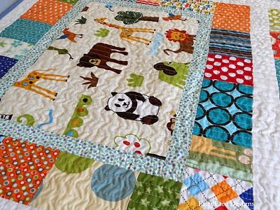 Crochet Jungle Afghan Pattern : JUNGLE ANIMAL AFGHAN CROCHET PATTERNS CROCHET