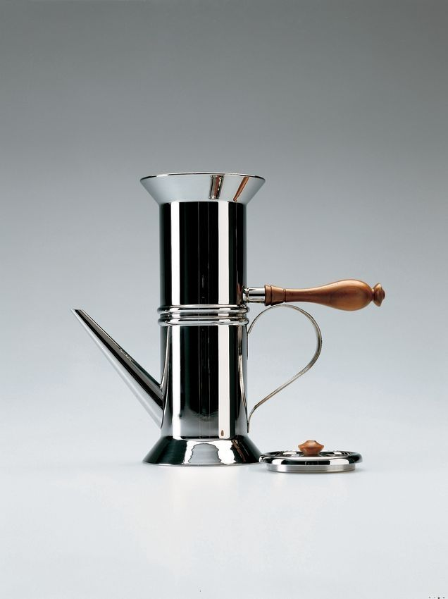 Caffettiera napoletana alessi coffee pinterest for Caffettiera napoletana alessi