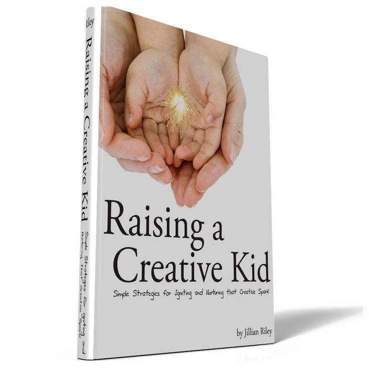 My blogging pal Jillian has an excellent new eBook out on how to raise a creative kid by setting up a creative environment, using intentional language, and nurturing mistakes.     It's a great, fast read on your smart phone, PC, iPad, etc. for only $8!     Perfect summer reading :).
