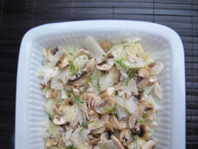 shaved fennel salad | Get in My Belly | Pinterest