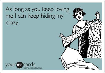 keep loving me