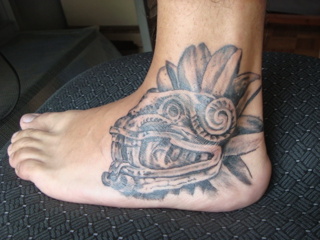 Pin Quetzalcoatl Tattoo On Pinterest | LONG HAIRSTYLES