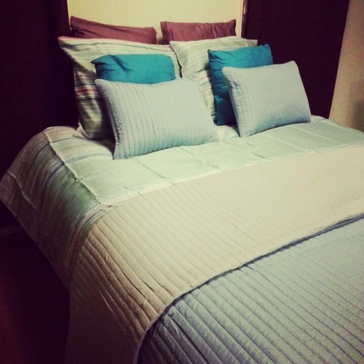Bed opmaken Amerikaanse Stijl (IKEA)  Slaapkamer  Pinterest