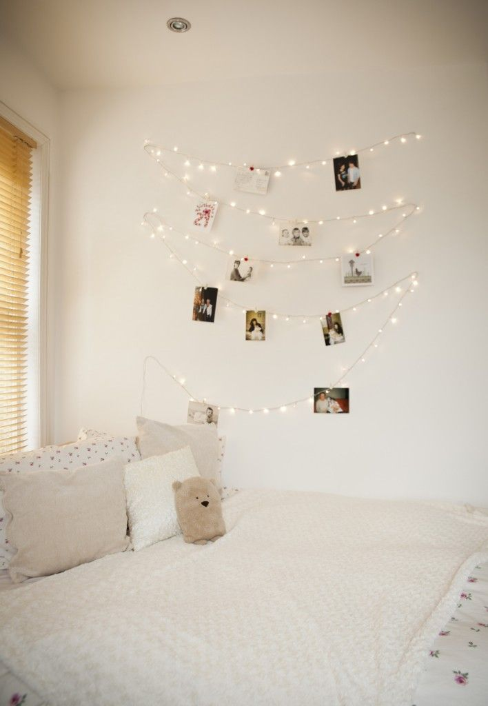 Bedroom Fairy Light Ideas: Quick & Easy DIY Fairy Light Wall