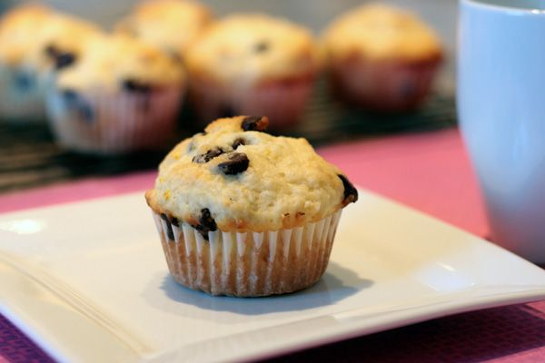 orange chocolate muffins | Sweet & Treats | Pinterest