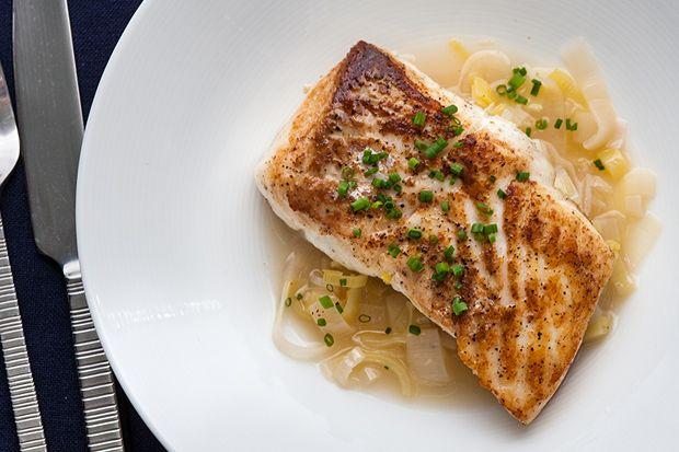pan seared halibut recipes - photo #6