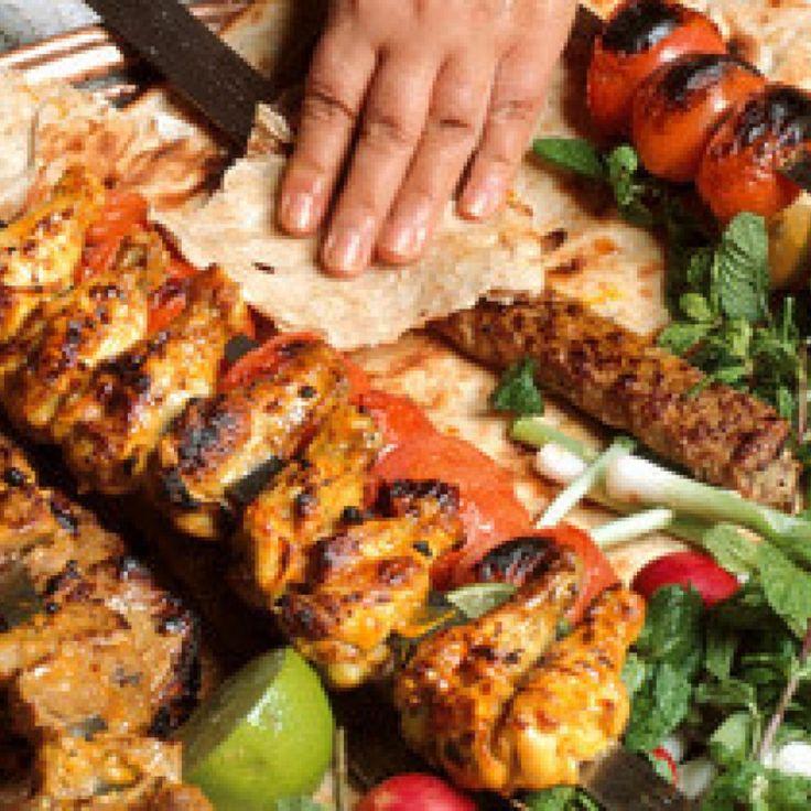 Jujeh Kabob (Persian Chicken Kabob) | Chicken | Pinterest