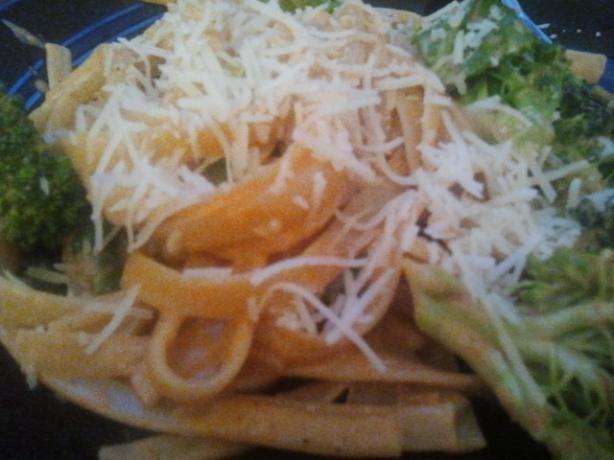 Pasta With Cajun Cream Sauce | Recipe