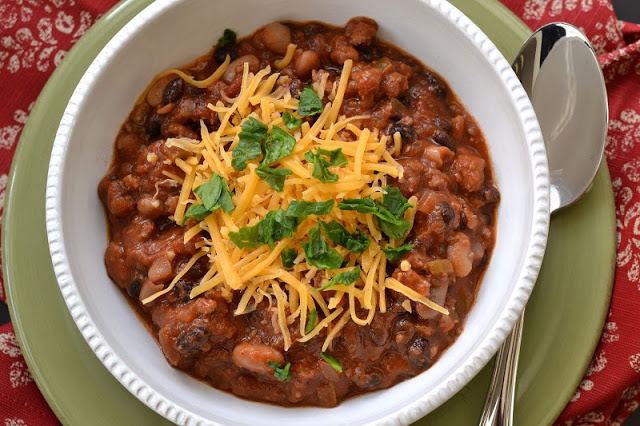 All-American Chili | Type A Kitchen | Pinterest