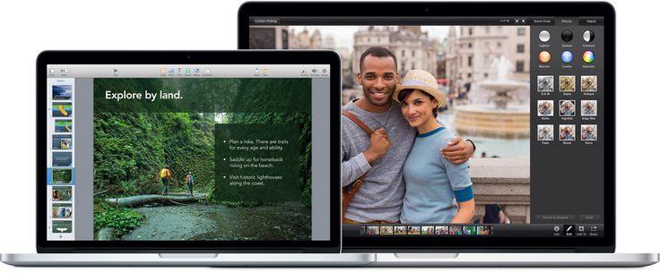 Favorite Technology: Apple - MacBookPro