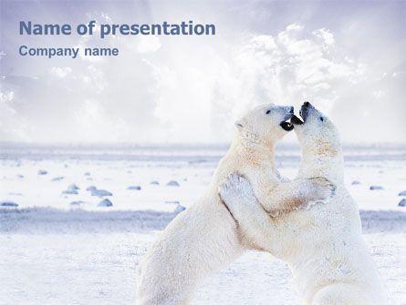 ... .com/powerpoint/template/polar-bear/ Polar Bear Presentation Template