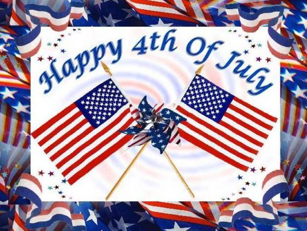 Free Happy Fourth Of July Greetings  Printable 4th Of July Greeting Cards  American Greetings
