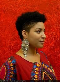 Short Natural Hairstyles Black Hair