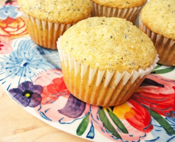 Orange Poppy Seed Muffins | Delicious AND Healthy! | Pinterest