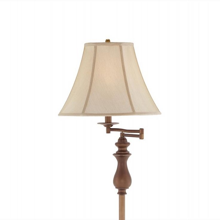 61 palladian bronze swing arm floor lamp 139. Black Bedroom Furniture Sets. Home Design Ideas