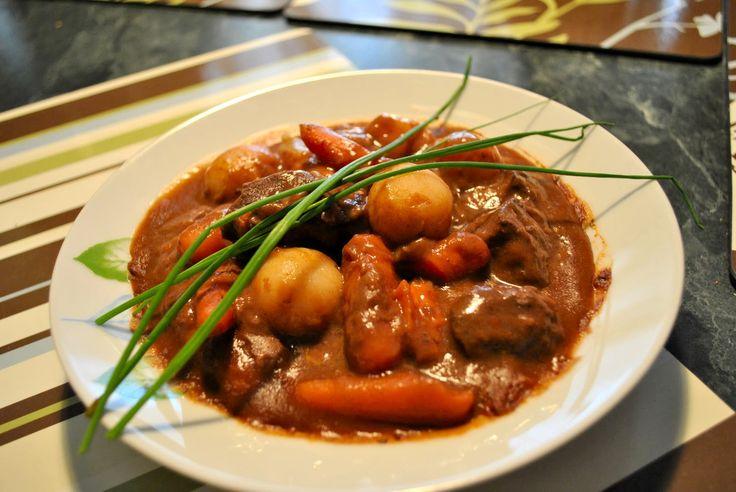 Red Wine Beef Stew | Diaries of a Foodie! | Pinterest
