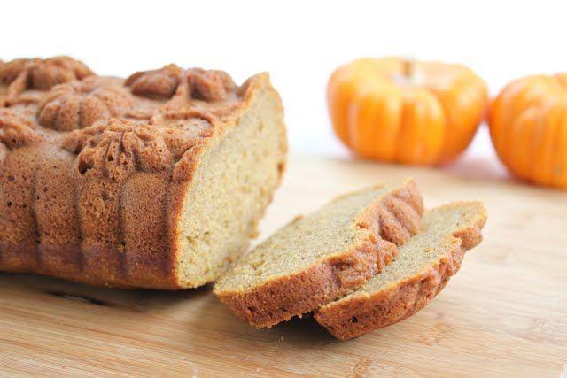 pumpkin tea cake | Food! | Pinterest