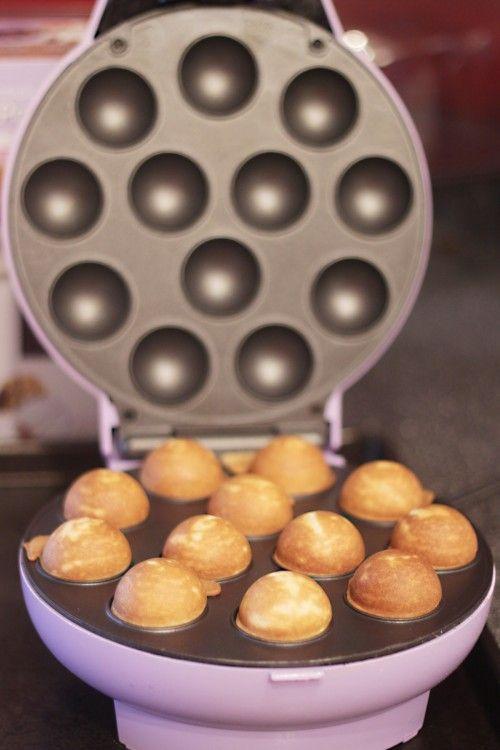 Donut Holes Recipes For Cake Pop Maker