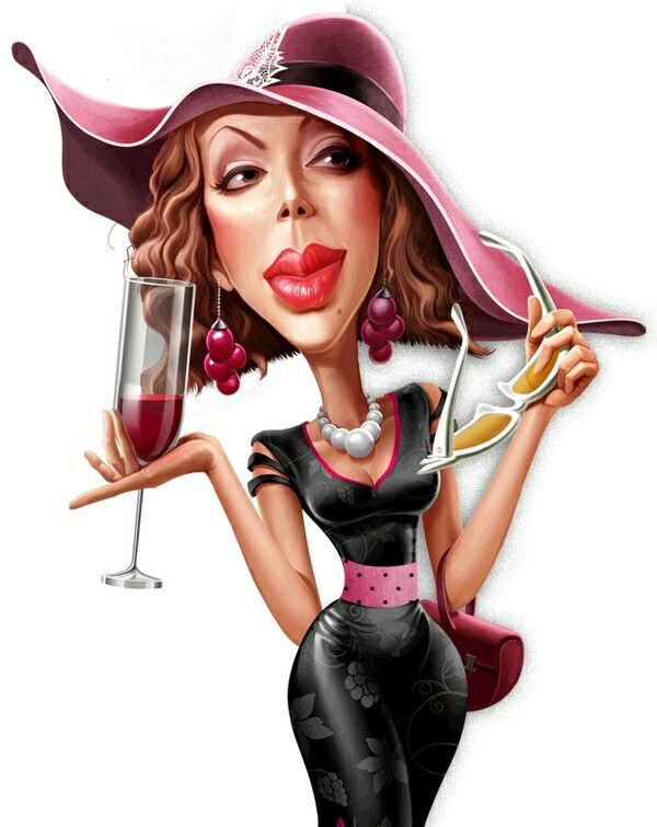 Wine lady wine pinterest for Painting while drinking wine
