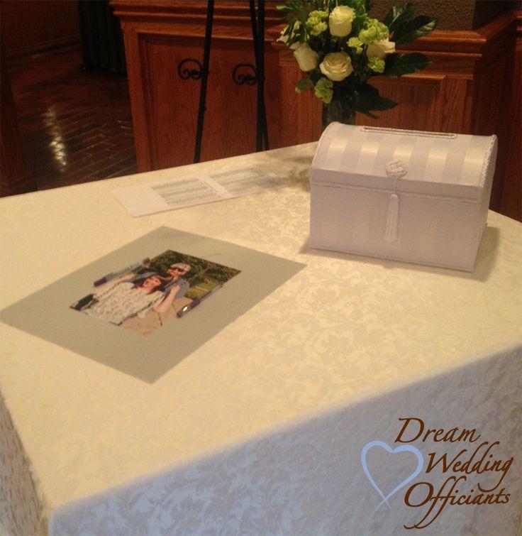 The Gift Box - AKA the Money Box! Wedding Planning Ideas Pinterest