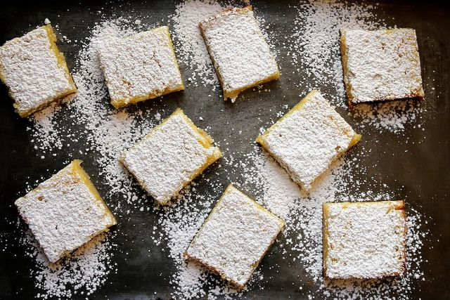 ... photography makes this post a must! Classic Lemon Bars - Joy The Baker