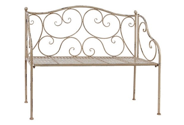 Lourdes Bench on OneKingsLane.com