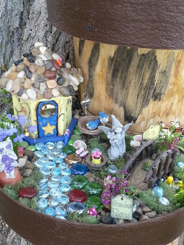 2nd level of the fairy garden kingdom